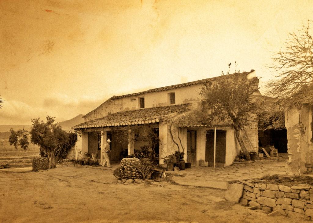 Casa del Cocentari. Calp