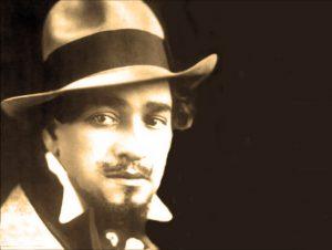 Antonio Cortis, como Rodolfo de La Bohème