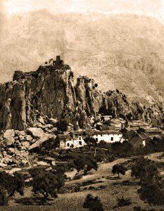 Castell de Guadalest 1894