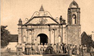 Iglesia de San Nicolás Talantino, Parañaque, Filipinas