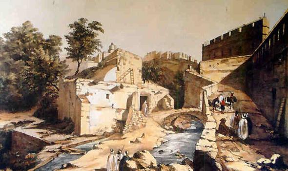 Orán, mediados del XIX