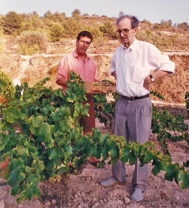 """José Antonio Sala y José Tur Giner, """"Águeda""""."""