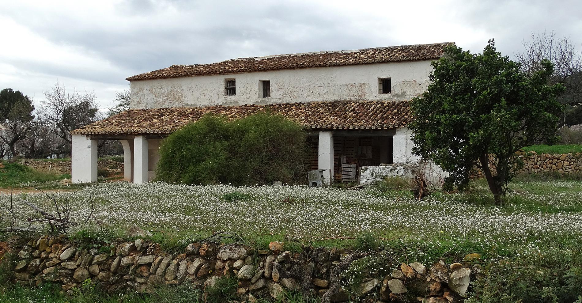 Casa de La Soliva. s. XVIII