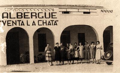 Venta La Chata. Años 50