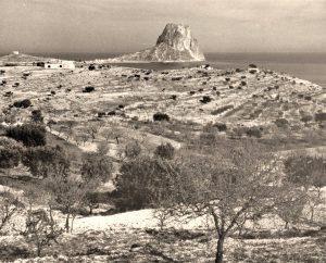 Partida de La Canuta. Años 60. Imagen: archivo privado de Jacky Vázquez