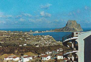 Urbanización Maryvilla. Años 70 del pasado siglo. Foto: archivo de Jacky Vázquez